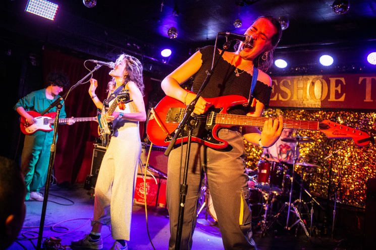 Hinds Horseshoe Tavern, Toronto ON, May 13