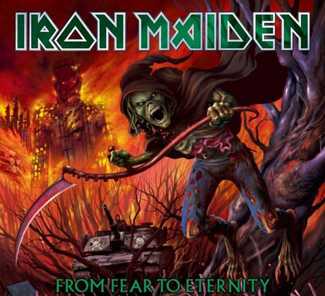 Iron Maiden Celebrate the Last 20 Years with <i>From Fear to Eternity</i> Best-of