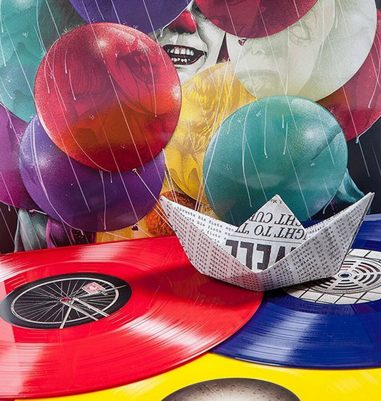 Stephen King's Original 'IT' Soundtrack Is Getting an Insanely Deluxe Vinyl Release via Waxwork