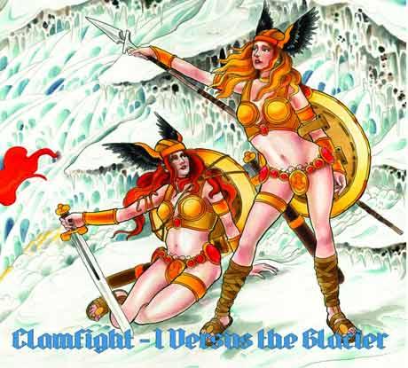 Clamfight I Versus The Glacier