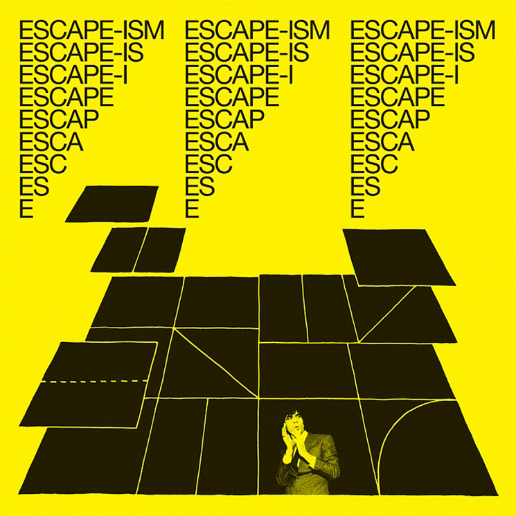 Ian Svenonius Details Debut Solo Album as Escape-ism