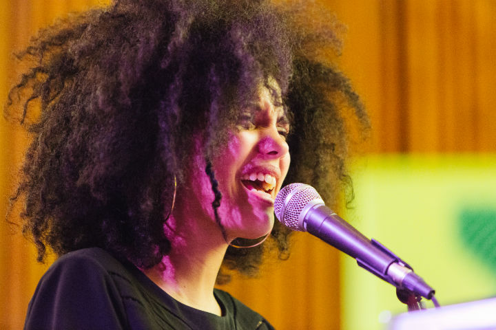 Ibeyi Central Presbyterian Church, Austin TX, March 20