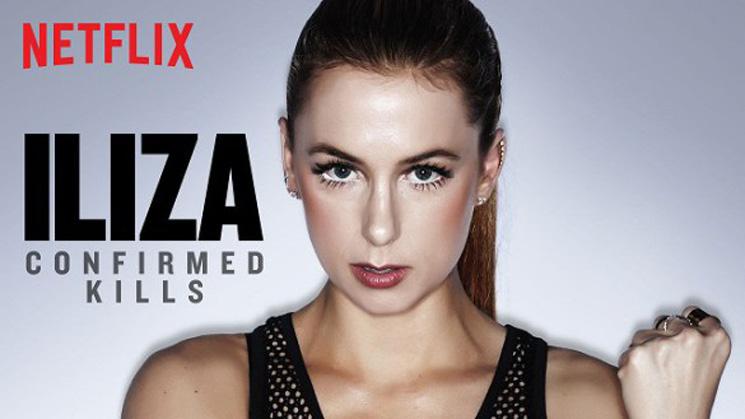 Iliza Shlesinger Confirmed Kills