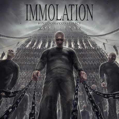Immolation Kingdom of Conspiracy