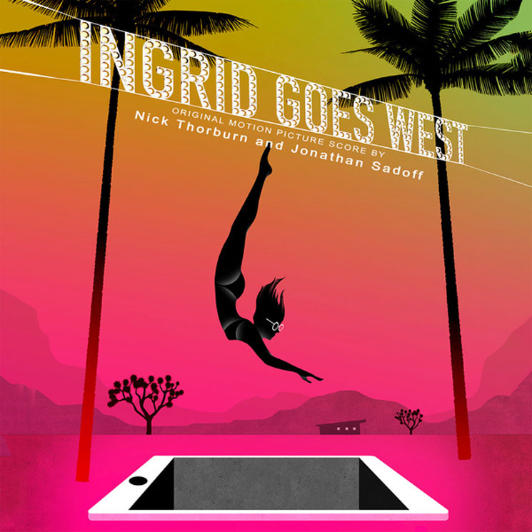 Nick Thorburn and Jonathan Sadoff Release Score for 'Ingrid Goes West'