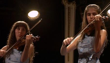 Invisible Strings: The Talented Pusker Sisters Ágnes Sós