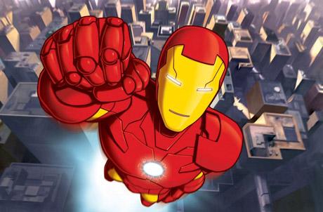 Iron Man: Animated Series