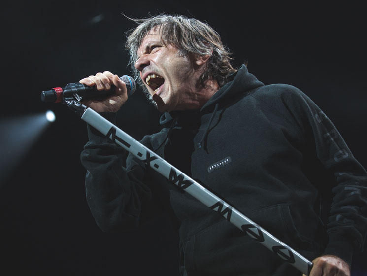 Bruce Dickinson Stops Iron Maiden Show to Berate Security Who Allegedly Assaulted a Fan