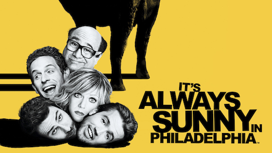 'It's Always Sunny in Philadelphia' Renewed for Two More Seasons