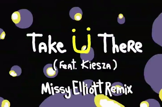"Jack Ü ""Take Ü There"" (Missy Elliott remix)"