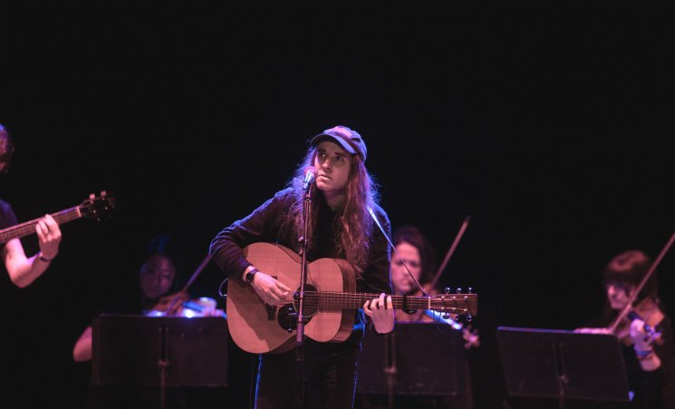 Andy Shauf / Jennifer Castle Massey Hall, Toronto ON, November 23