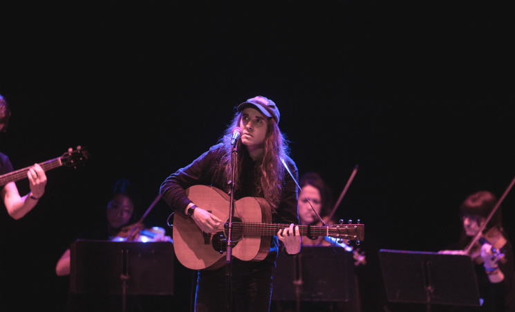 Andy Shauf / Jennifer Castle Massey Hall, Toronto ON, November 23