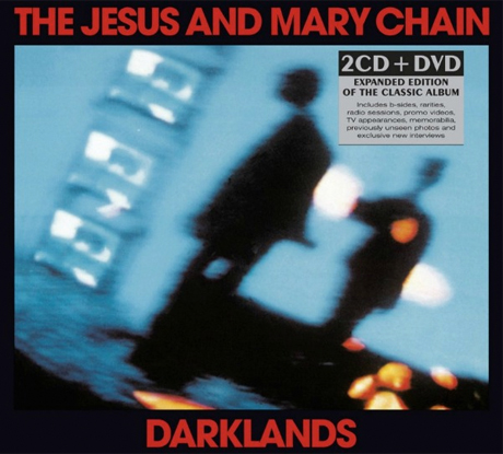 Jesus & Mary Chain's 'Darklands' Reissue Falls Victim to Faulty Mastering