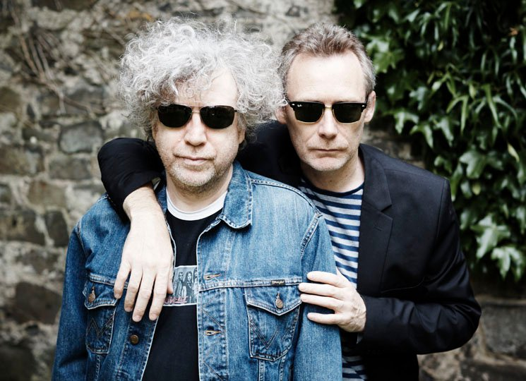 "The Jesus and Mary Chain's Jim Reid Says More New Music Is Coming ""If People Want More"""