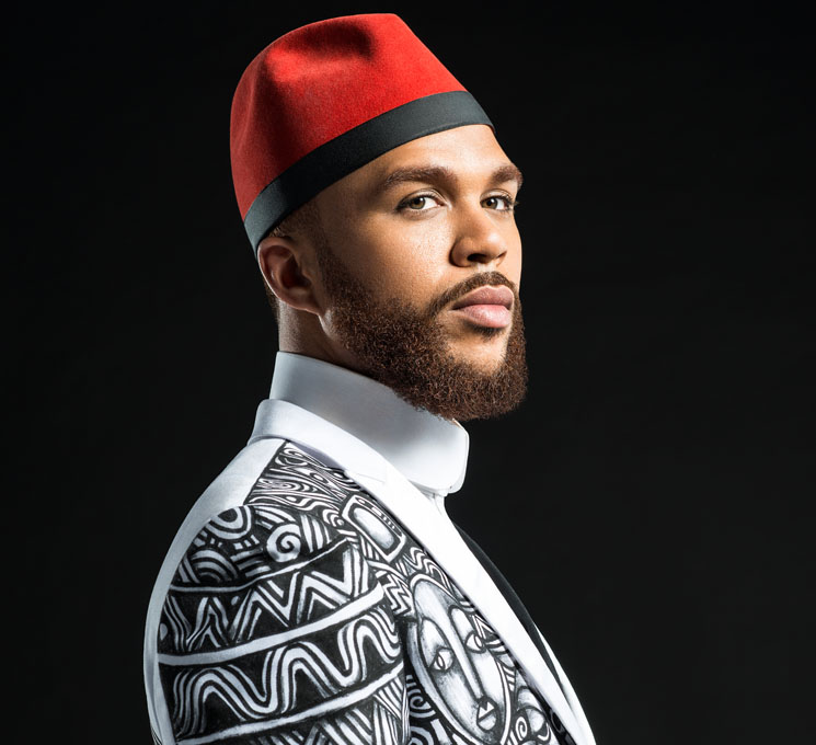 Jidenna Brings His First-Gen Perspective on Atlanta and Nigeria to Debut 'The Chief'