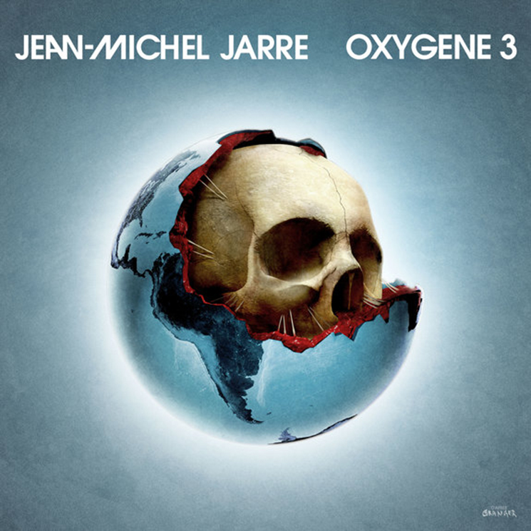 Jean-Michel Jarre Announces 'Oxygene 3'