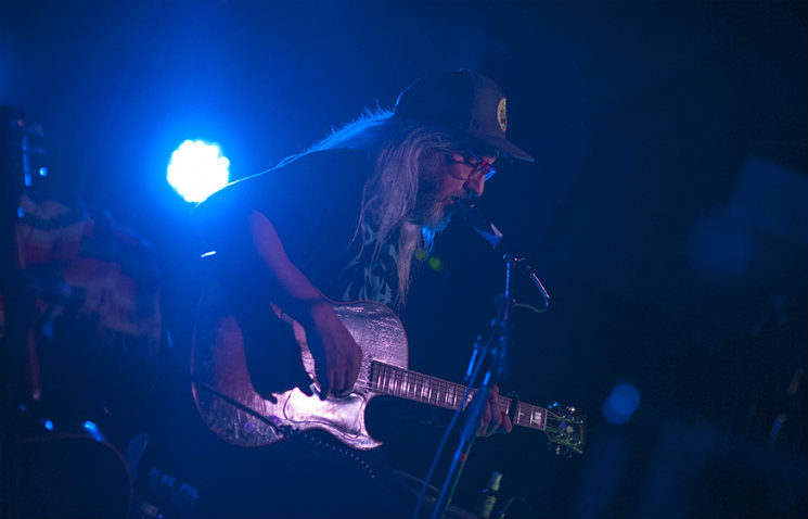 ​J Mascis / Matt Valentine Ritual Nightclub, Ottawa ON, June 4