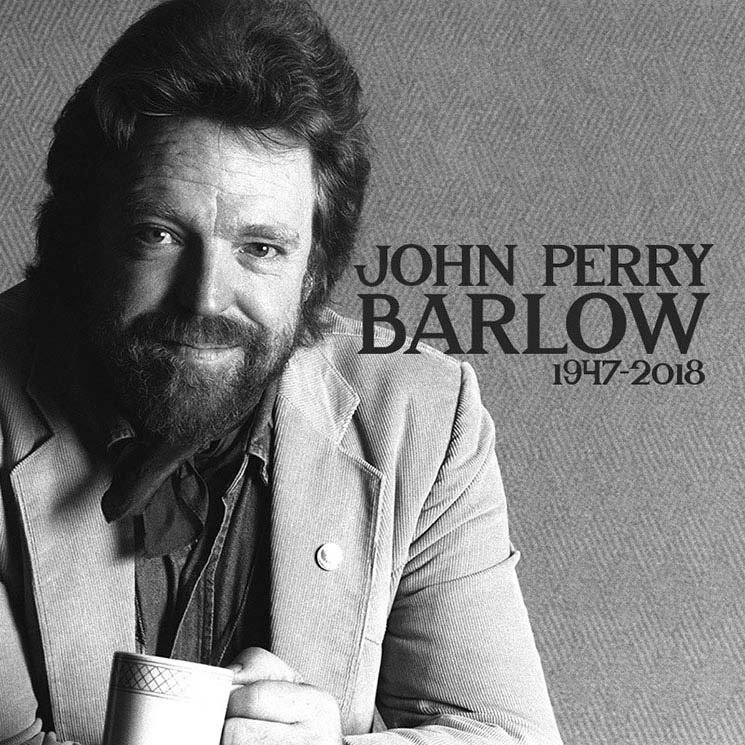 R.I.P. Grateful Dead Lyricist John Perry Barlow