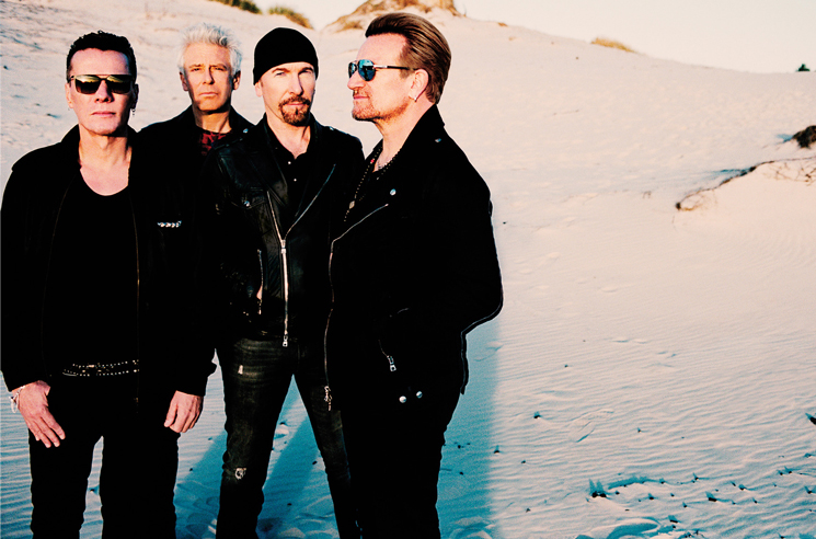 U2 Plot 'The Joshua Tree' 30th Anniversary Tour, Play Toronto and Vancouver