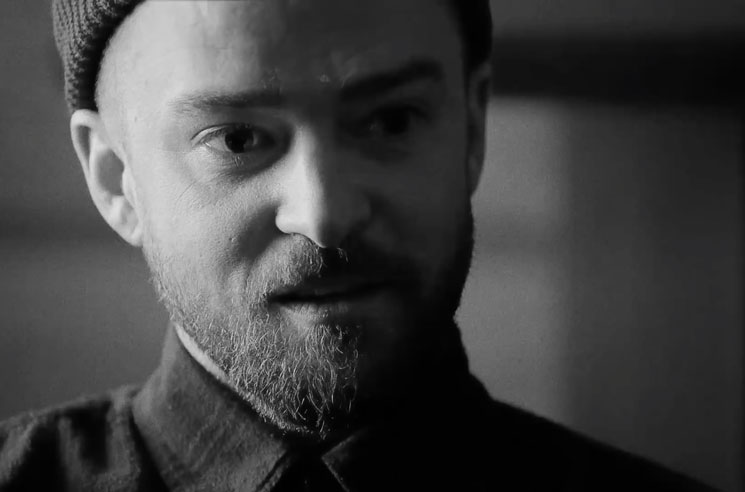 Justin Timberlake shares behind-the-scenes look at new album 'Man of the Woods'