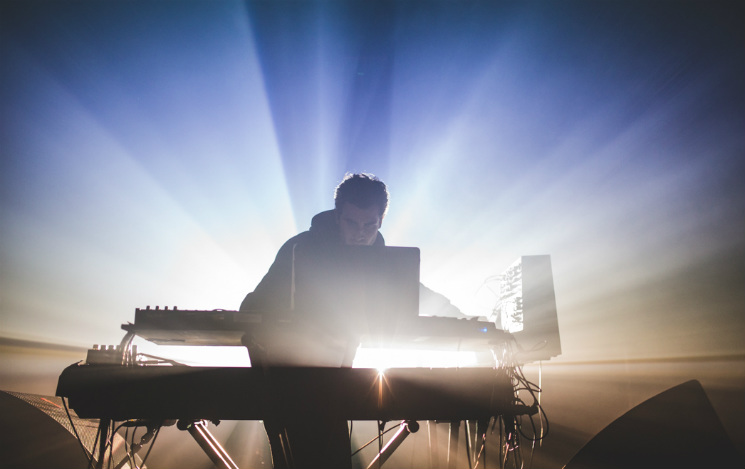 Nicolas Jaar Danforth Music Hall, Toronto ON, November 10