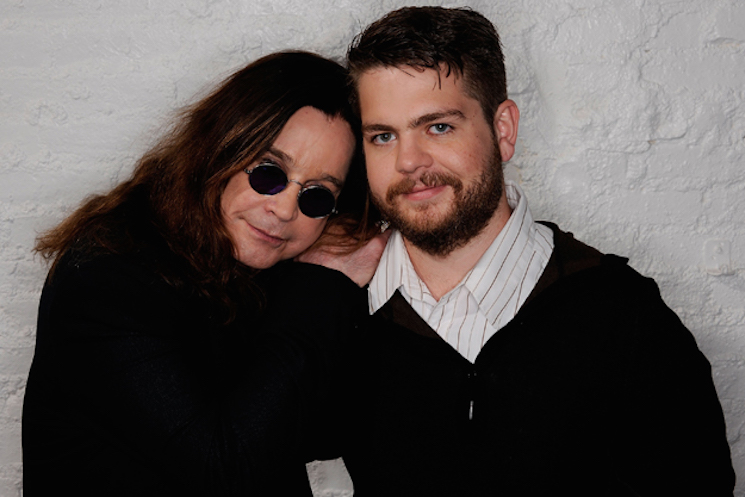 Ozzy and Jack Osbourne Working on History TV Show