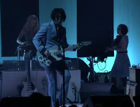 Jack White Full 'Unstaged' Performance (live video)