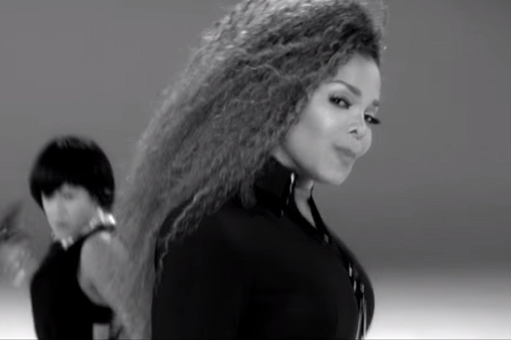 Janet Jackson Shares 'Dammn Baby' Video as Pregnancy Rumours Swirl