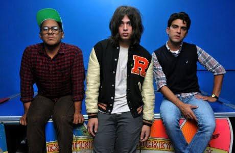 Jacuzzi Boys / Teenanger / Mystics The Shop @ at Parts & Labour, Toronto ON October 16