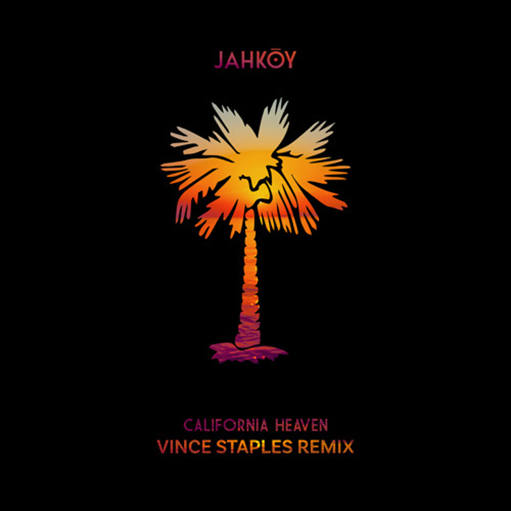 "Jahkoy ""California Heaven"" (Vince Staples remix)"