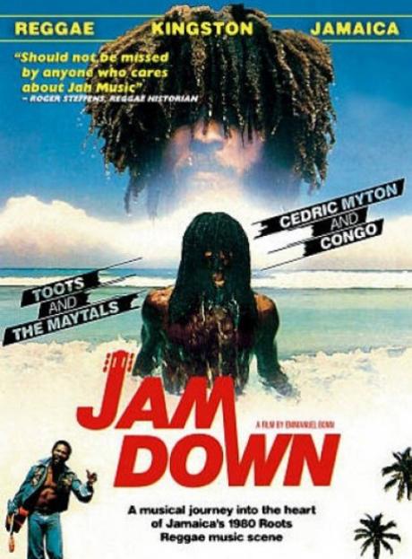 Jam Down Emmanuel Bonn