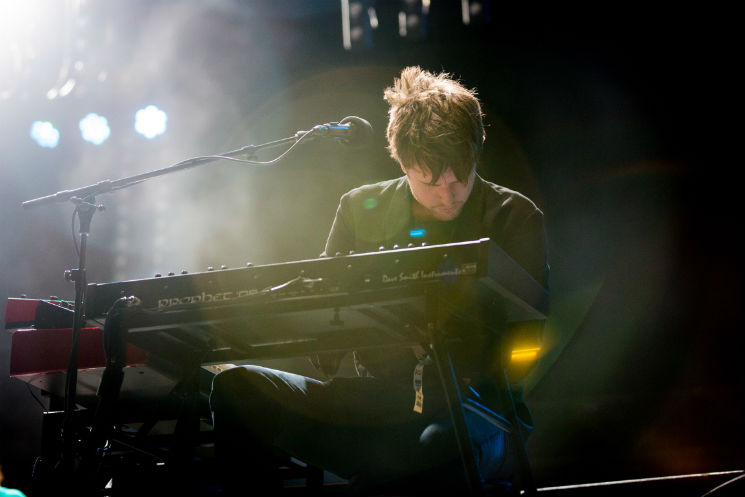 James Blake Bigfoot Stage, George WA, May 24
