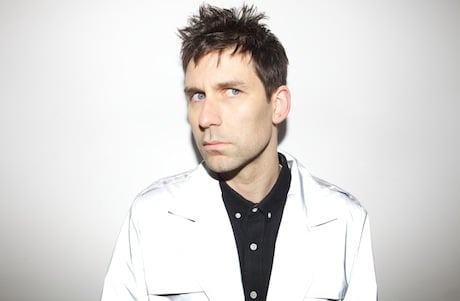 Jamie Lidell Fortune Sound, Vancouver BC, April 2