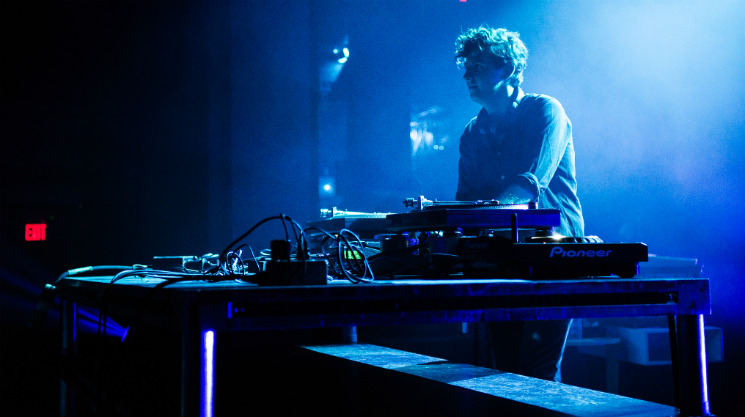 Jamie xx Danforth Music Hall, Toronto ON, August 6