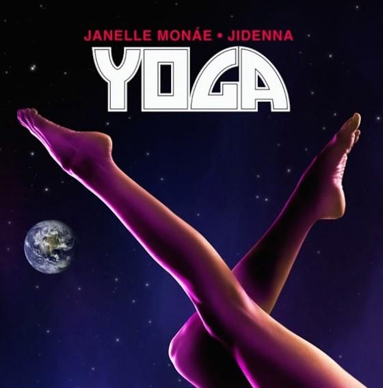 """Janelle Monáe """"Yoga"""" (ft. Jidenna)"""