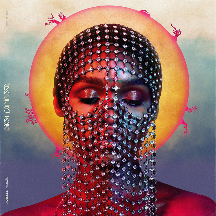 Janelle Monae Drops Off Second
