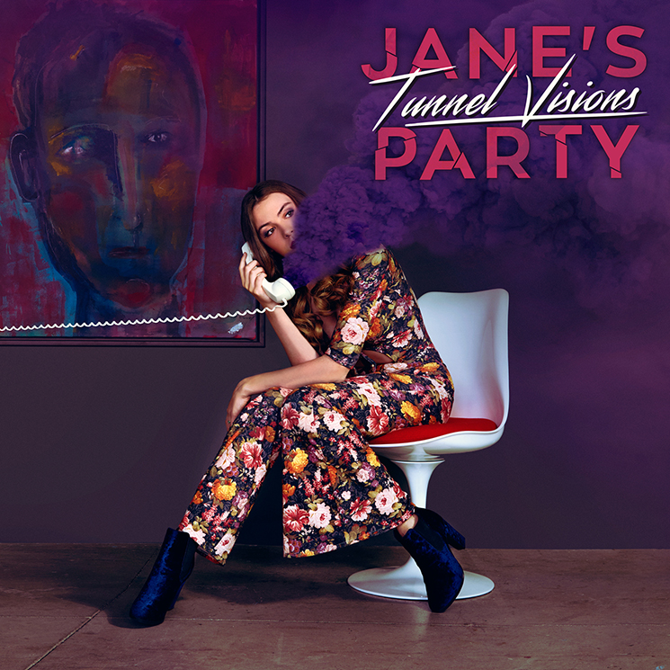 Jane's Party 'Tunnel Visions' (album stream)