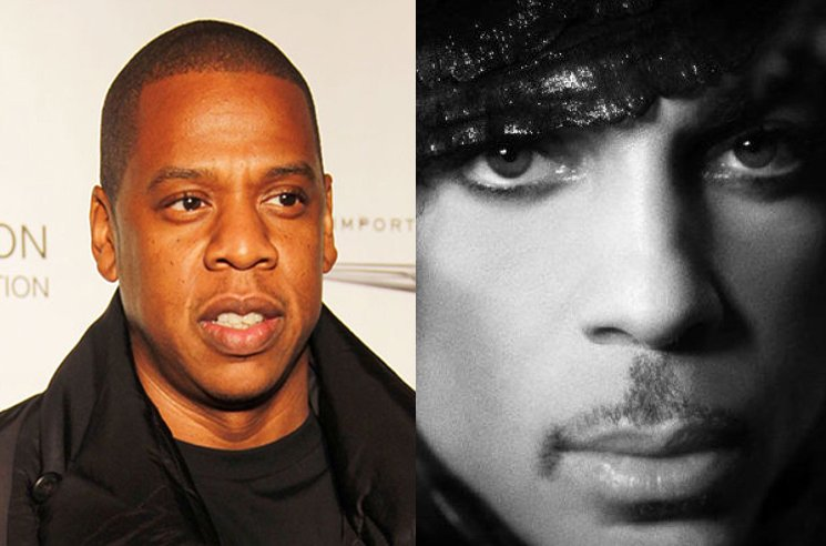 Jay-Z Working On New Prince Album For TIDAL