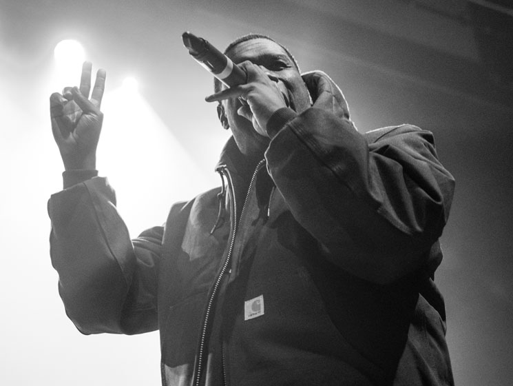 Jay Electronica / Sean Leon / MadeGroceries Danforth Music Hall, Toronto ON, February 3