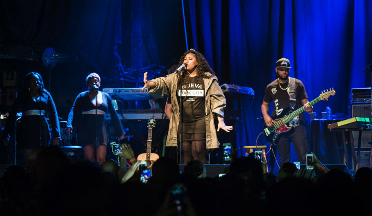 Jazmine Sullivan Phoenix Concert Theatre, Toronto ON, April 22