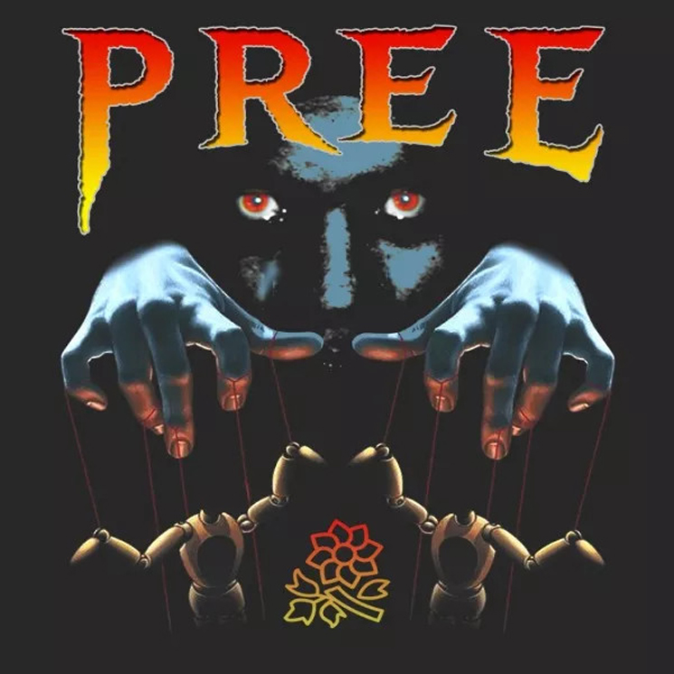 "Jazz Cartier ""Pree"""
