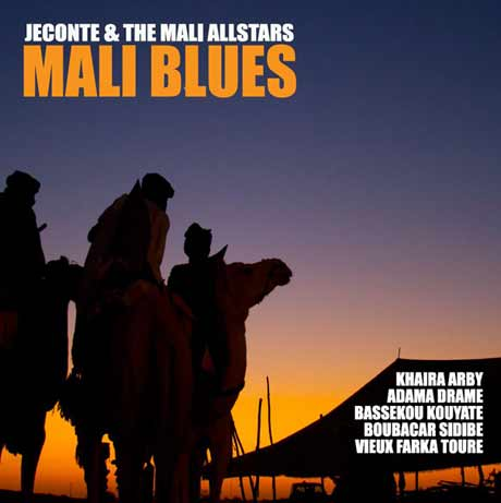 JeConte & the Mali Allstars Mali Blues