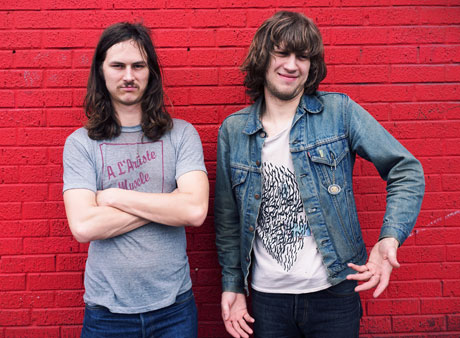 JEFF the Brotherhood Shed Light on Warner Deal
