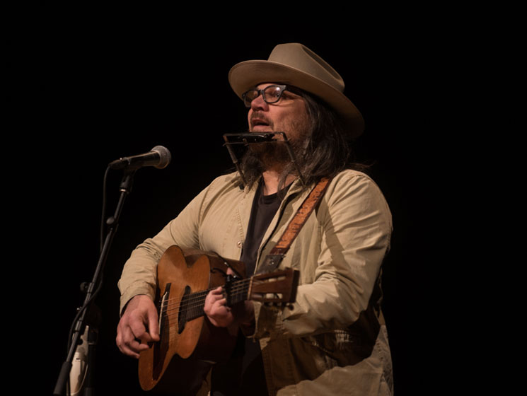 Jeff Tweedy / OHMME Algonquin Commons Theatre, Ottawa ON, April 11