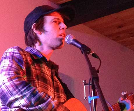 Jeffrey Lewis Rocket Room, St. John's NF, April 18