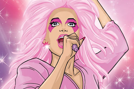 Jem and The Holograms Truly Outrageous Complete Series