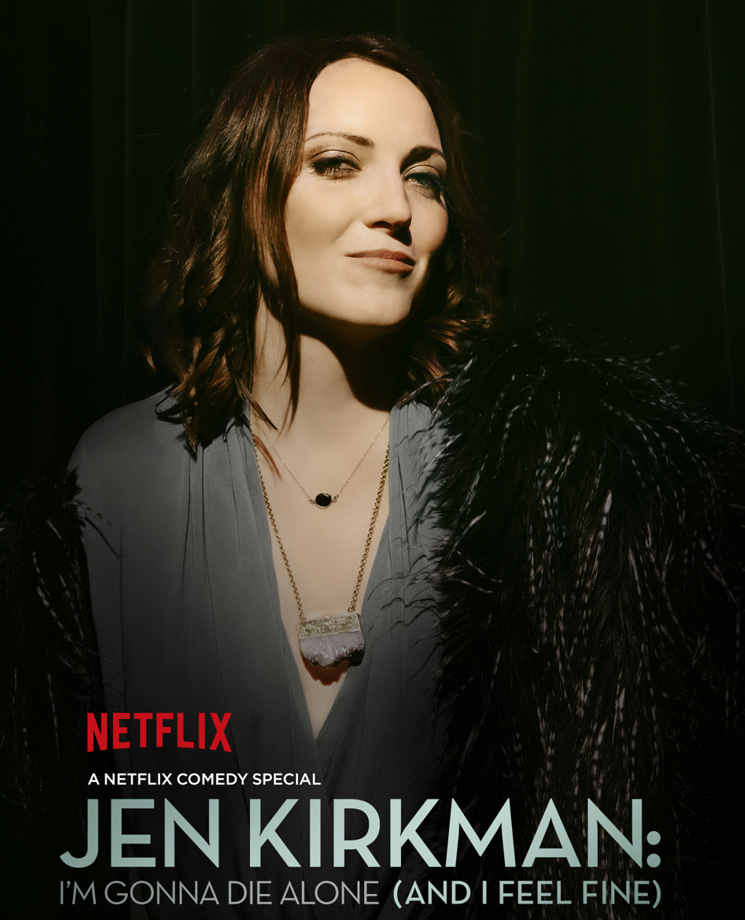 Jen Kirkman I'm Gonna Die Alone (And I Feel Fine)