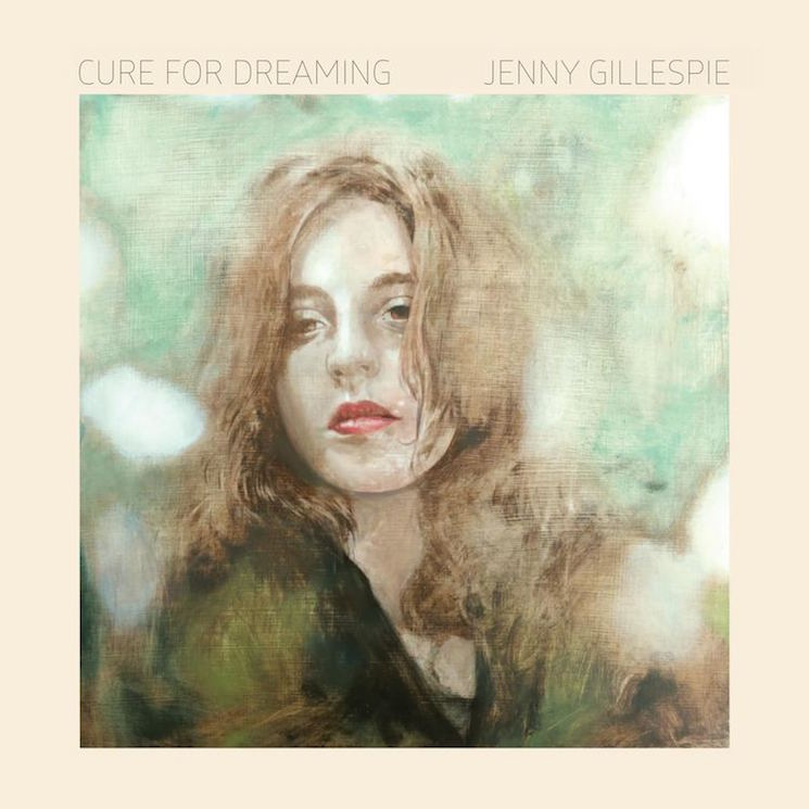 Jenny Gillespie 'Cure for Dreaming' (album stream)