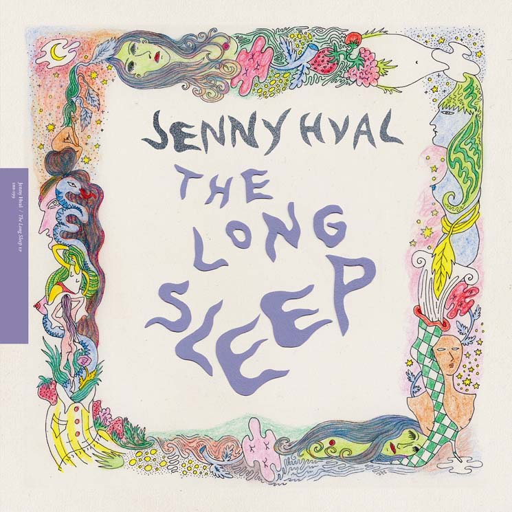 Jenny Hval The Long Sleep