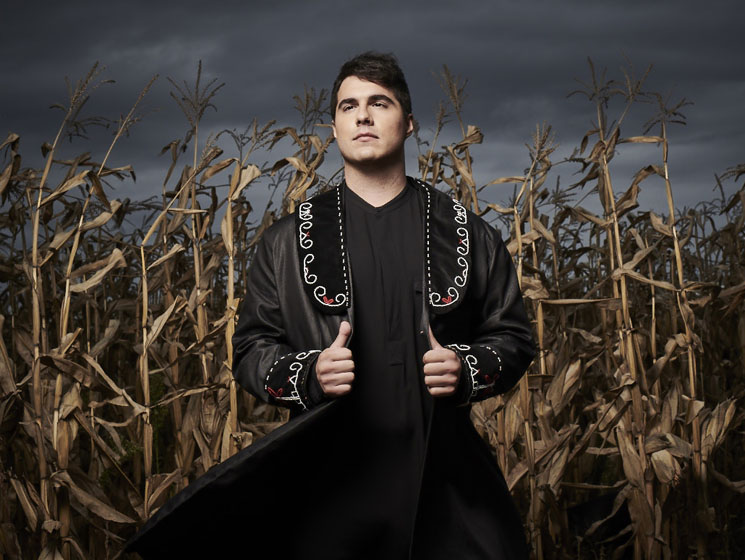 Jeremy Dutcher Maps Out Canadian Tour